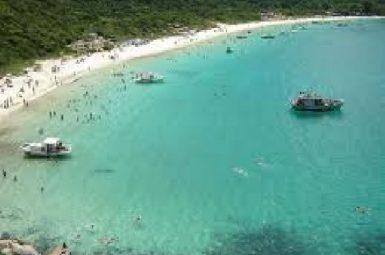 Praias de Arraial do Cabo – RJ – Rio de Janeiro